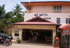 ab motel langkawi